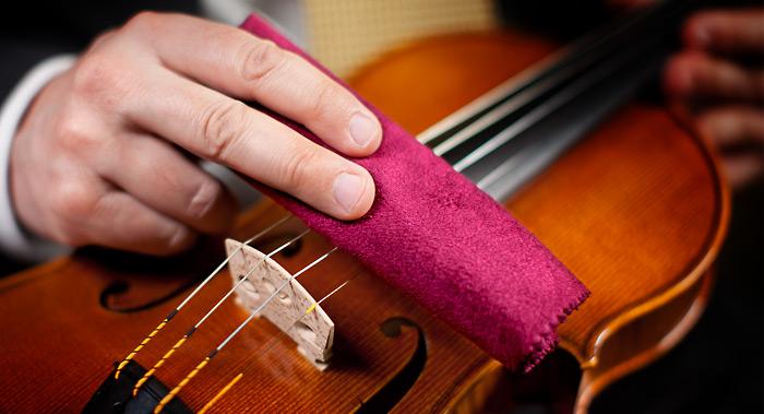 Pirastro_ViolineReinigen1 Guides